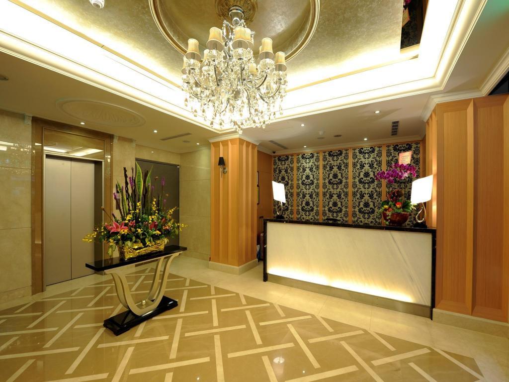 MRT Hotel in Taipei - Room Deals, Photos & Reviews