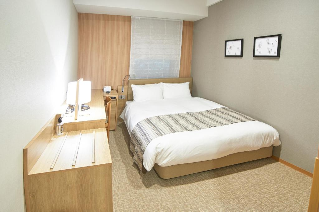 Double Room - Non-Smoking - Bed Hotel Relief Premium Haneda Airport