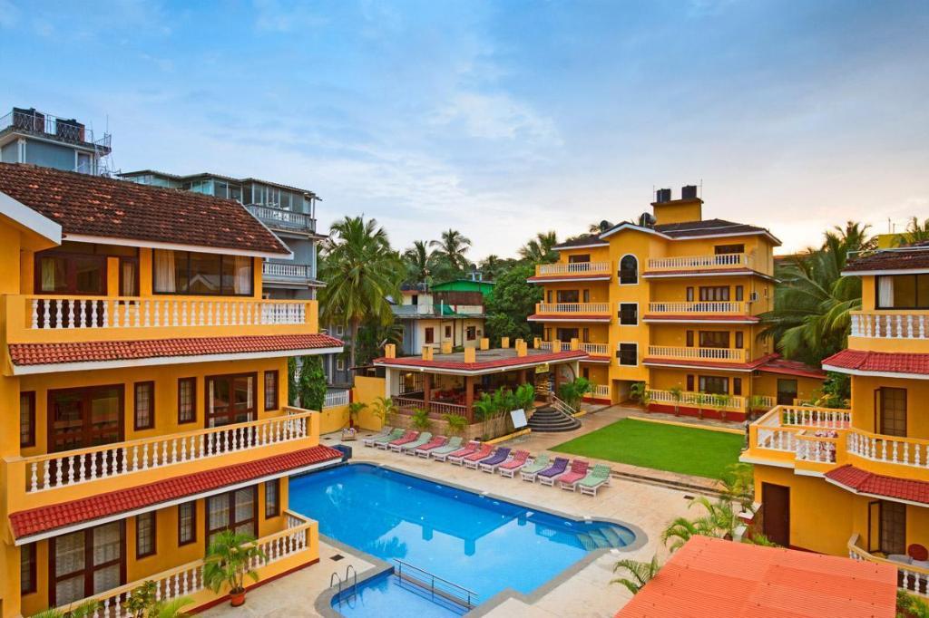 Marina Bay Beach Resort in Goa - Room Deals, Photos & Reviews