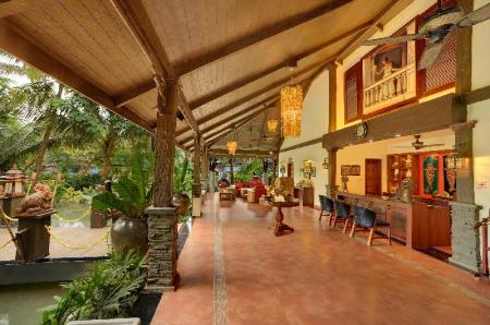 Lobby Mayfair Hideaway Spa Resort