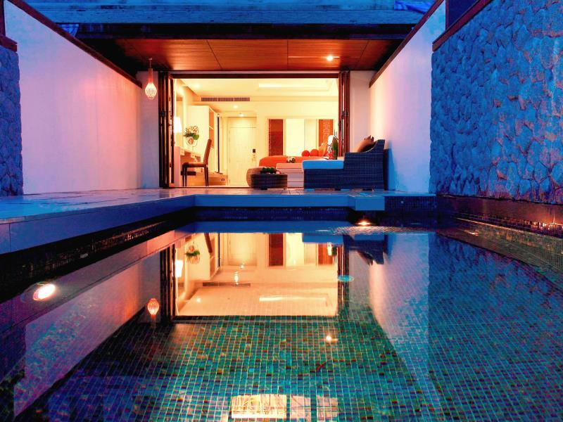Pool Terrace Room