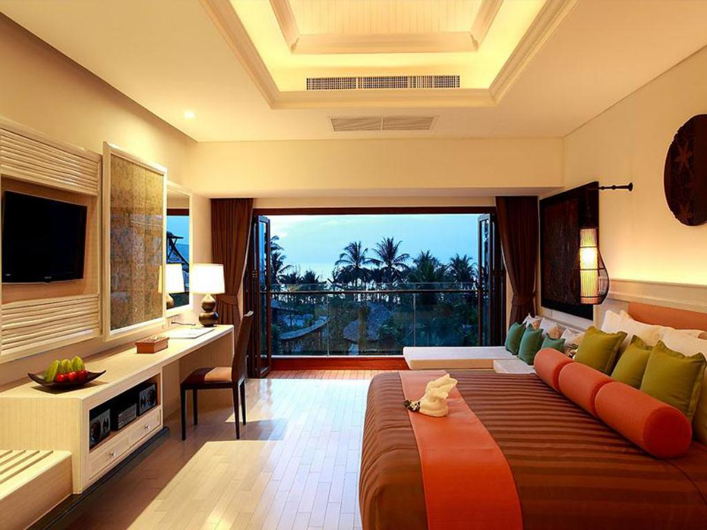 Deluxe Room Natai Beach Resort & Spa