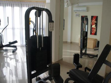 Fitness center The Royal Tropical Beach at VIP Chain Resort