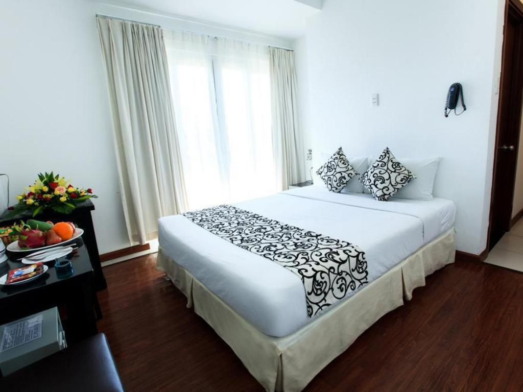 Superior Double Bed Paragon Villa Hotel Nha Trang