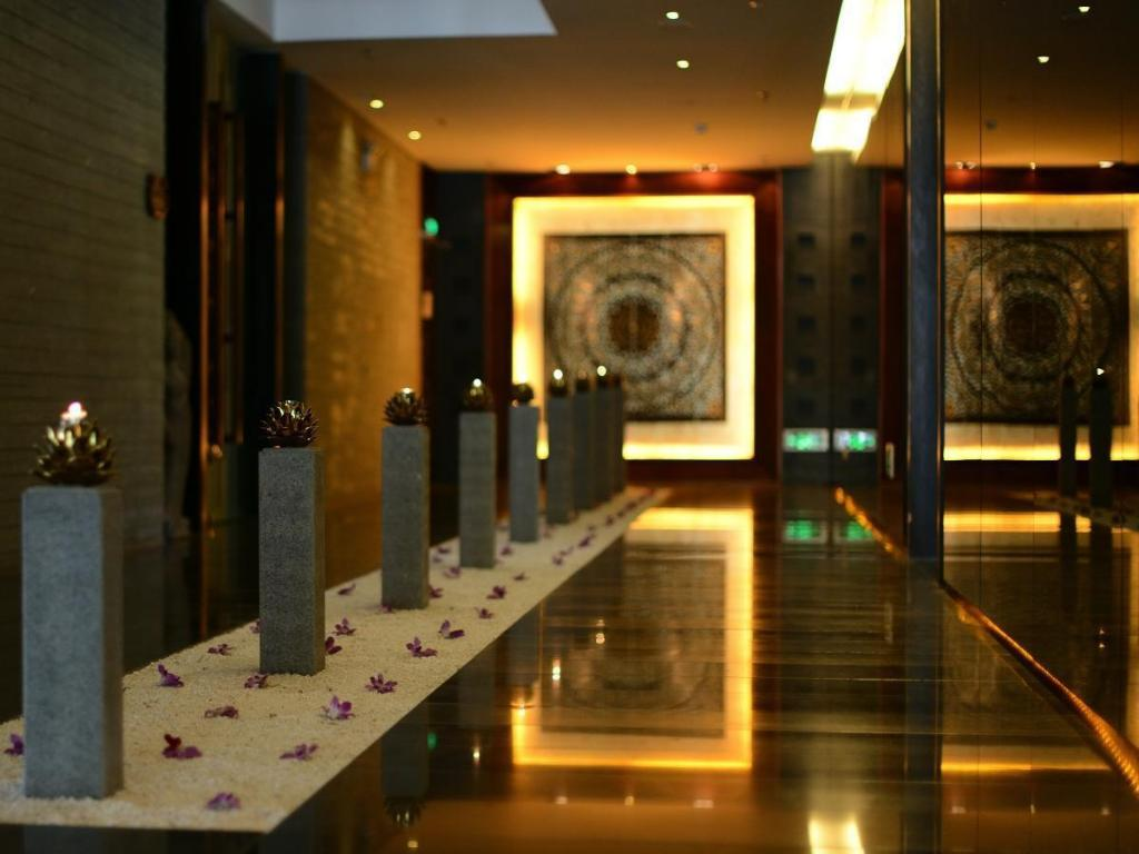 Lobby Regalia Resort & Spa Nanjing Qinhuai River