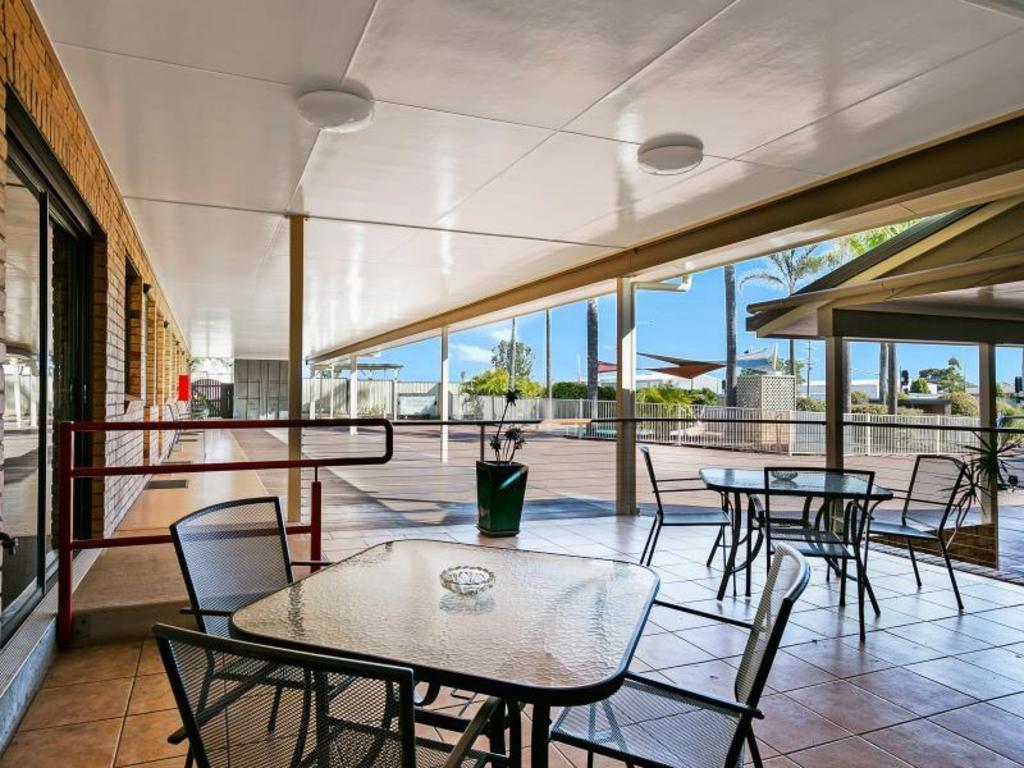 Sunray Motor Inn In Toowoomba