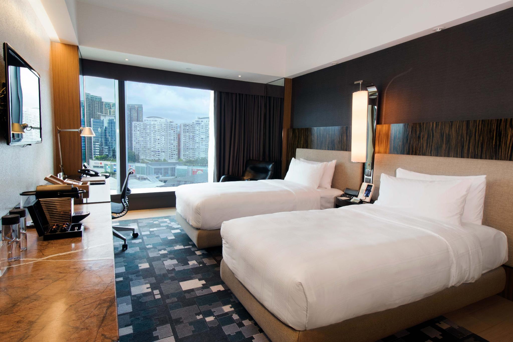 ICON Club 36 城景房(兩床) (ICON Club 36 City View with Twin Bed)
