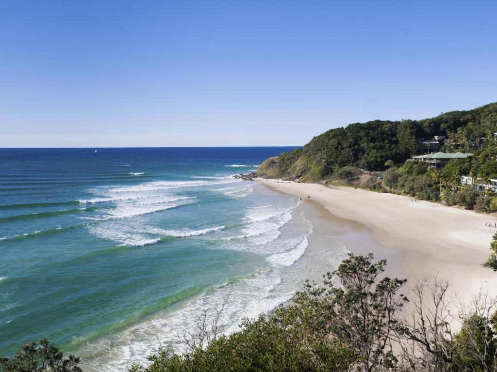 Beach SummerHills Retreat Byron Bay