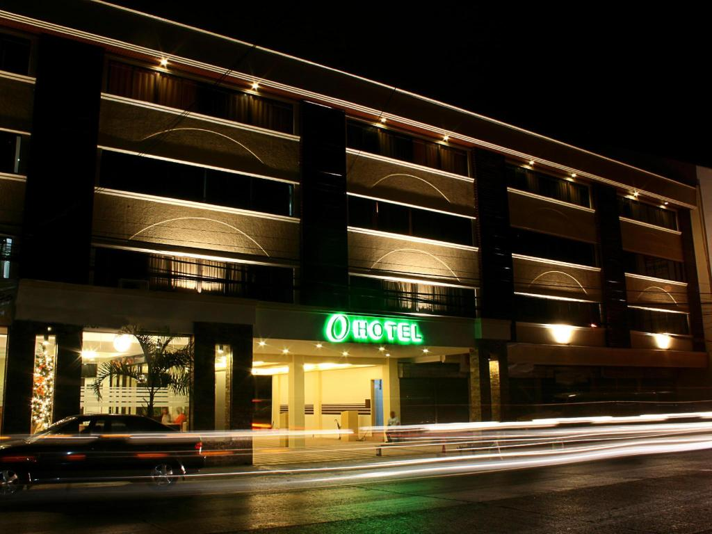 More about O Hotel