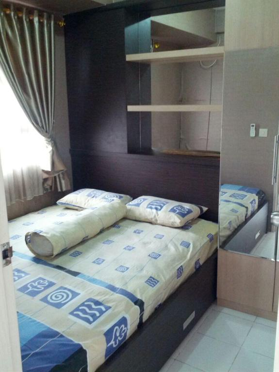 Bed Center Point Apartment 2BR Luxury Rajawali Pro 9