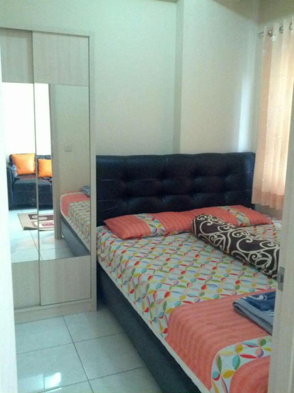 Bed Center Point Apartment 2BR Luxury Rajawali Pro 7
