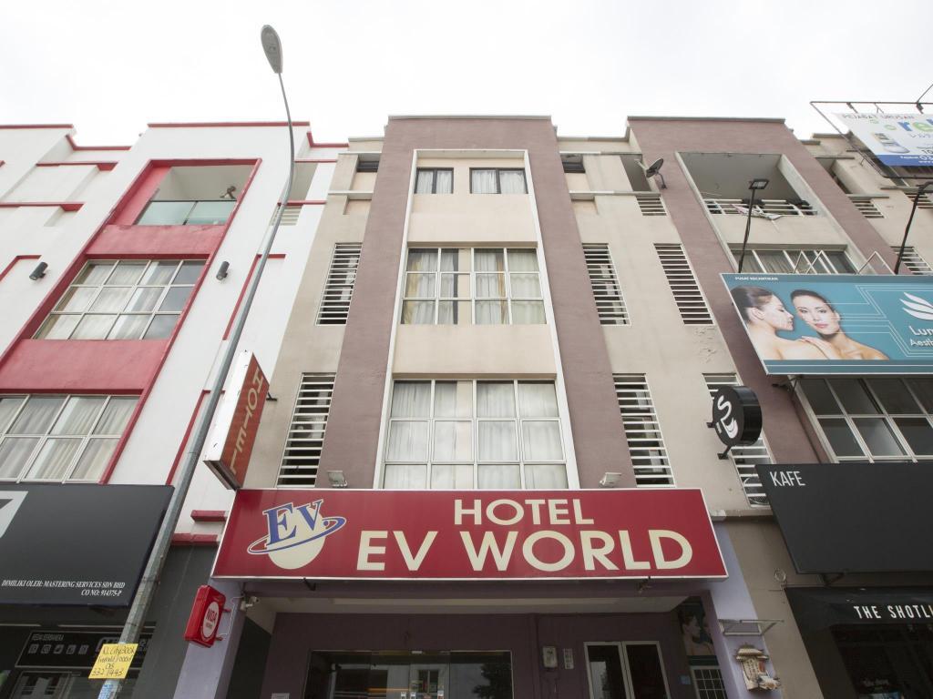 EV World Hotel Sri Petaling in Kuala Lumpur - Room Deals