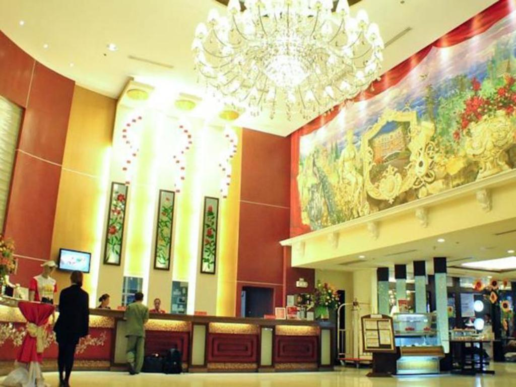 Interior view Hotel Elizabeth Cebu