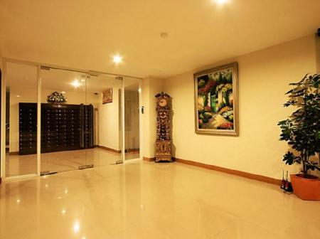 Interior view The Chateau Luxury Serviced Apartment