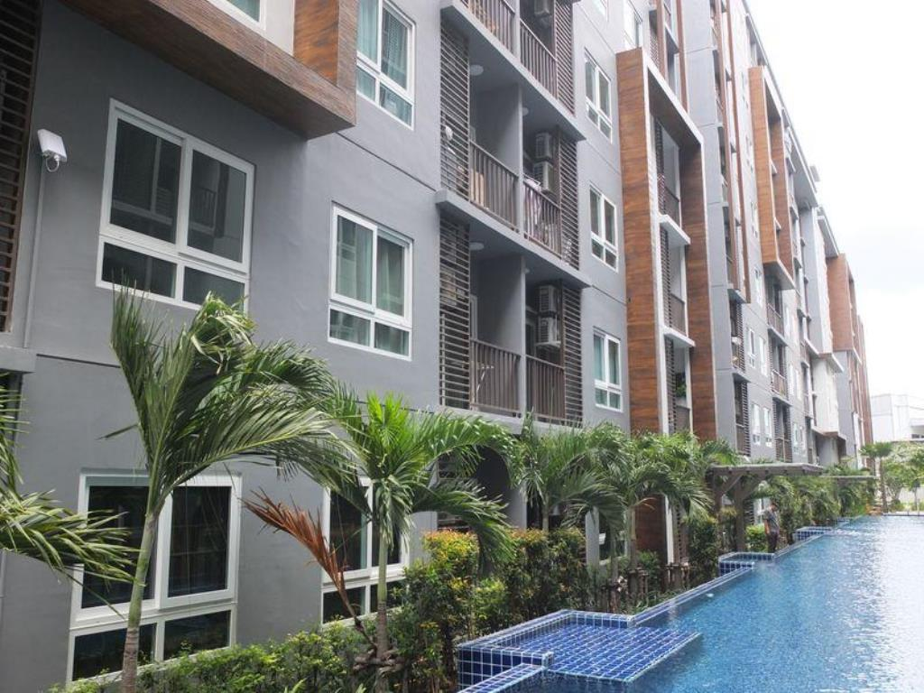The Trust Residence Central Pattaya, Unit 2
