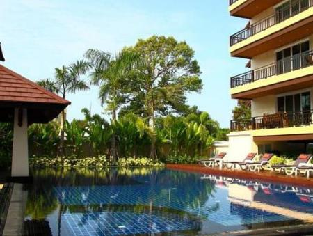 Swimming pool [outdoor] Jomtien Beach Penthouses