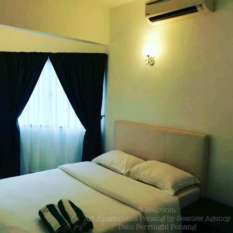 Apartments Agency: Seaview Agency @ Sri Sayang Apartments In Penang