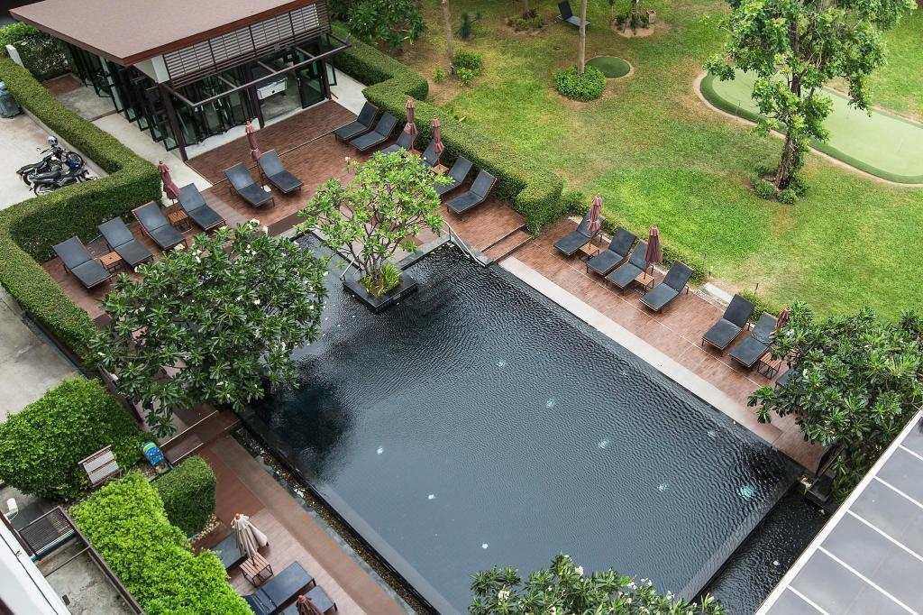 Swimming pool [outdoor] Fifth Jomtien Pattaya
