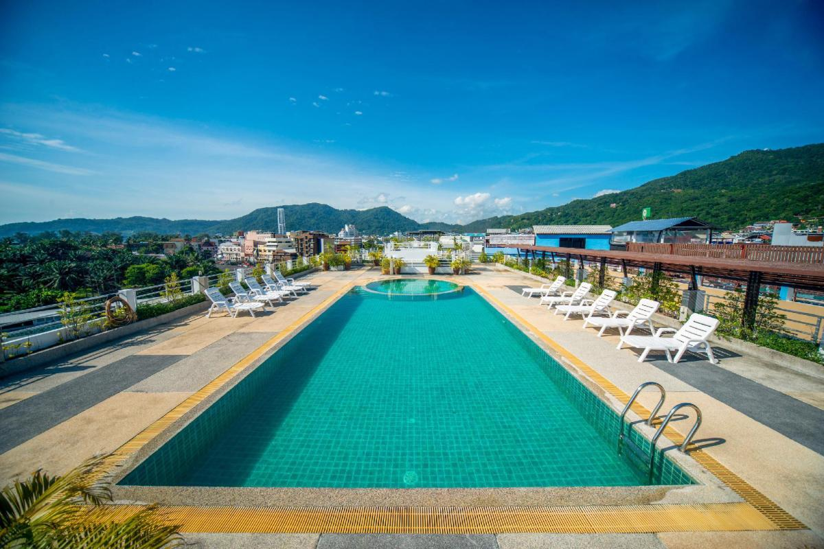 Agoda Oyo 235 I Dee Hotel Patong Best Prices For Phuket