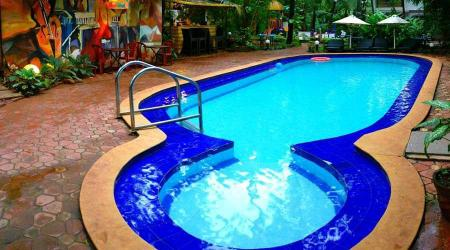 Swimming pool [outdoor] Camelot Beach Resort