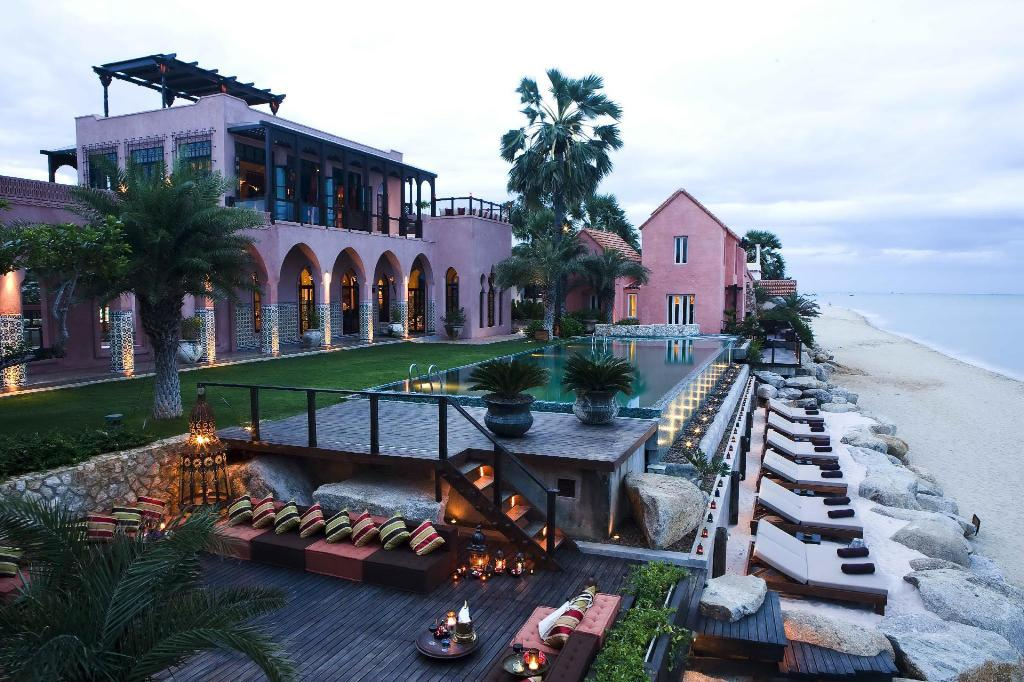 Hotel Reviews of Villa Maroc Resort Pranburi Hua Hin / Cha-am Thailand