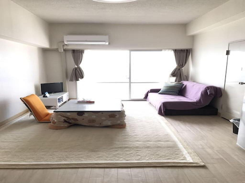 Interior view SG Wakayama 1 Bedroom Ocean View Tsubaki Hot Spring in Shirahama