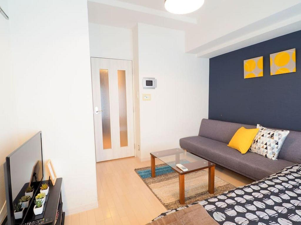 Facilities AO 2MIN Near JR Station Cozy Flat D10