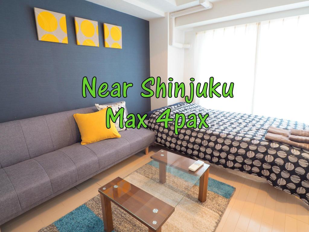 AO 2MIN Near JR Station Cozy Flat D10