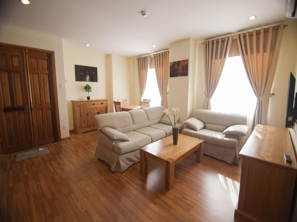 Все фотографии: 14 Merin City Suites Superior Apartment 3
