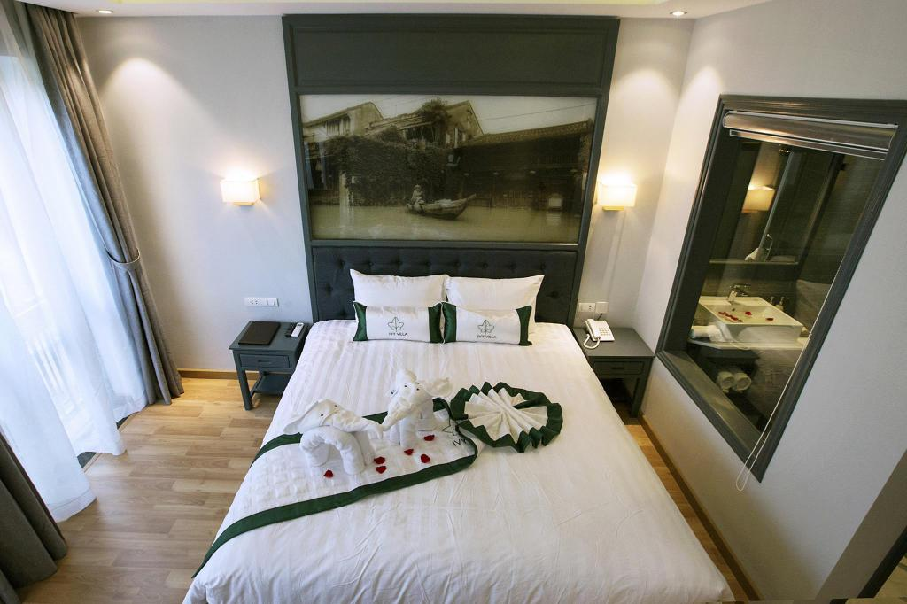 Ivy Villa One Superior Room with Double Bed 01