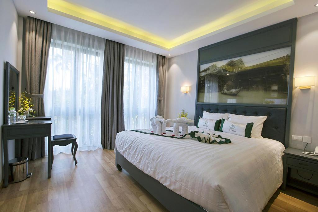 Guestroom Ivy Villa One Superior Room with Double Bed 01