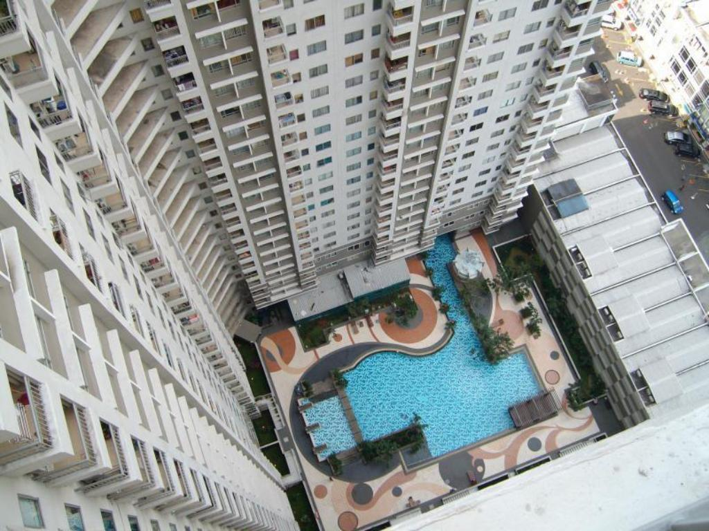 2br Apartment Sudirman Park By Home 1