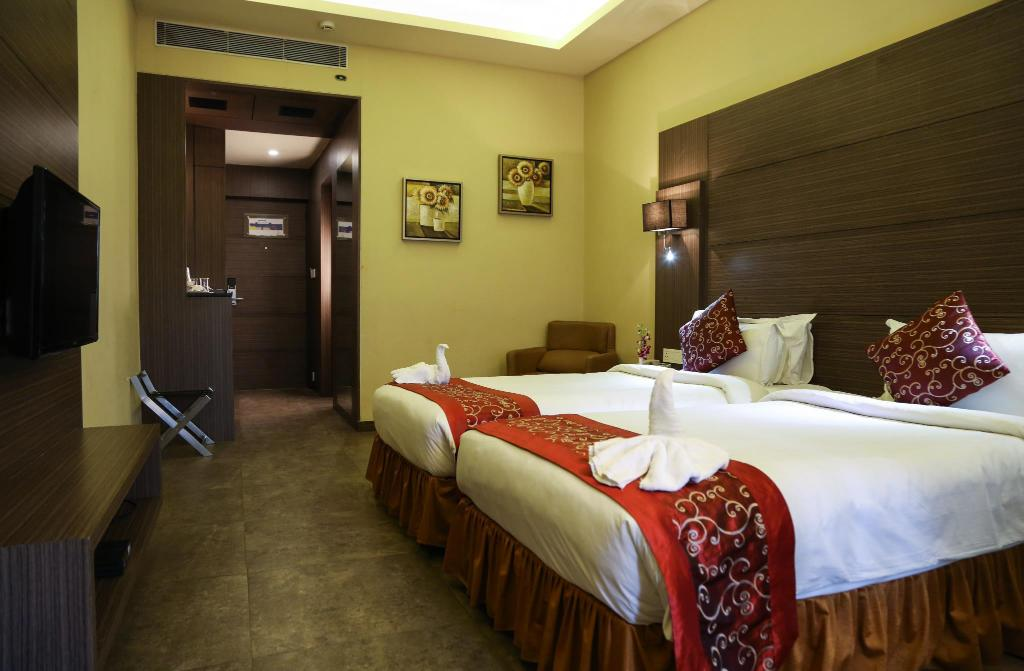 Club Room Twin - Guestroom The Stadel