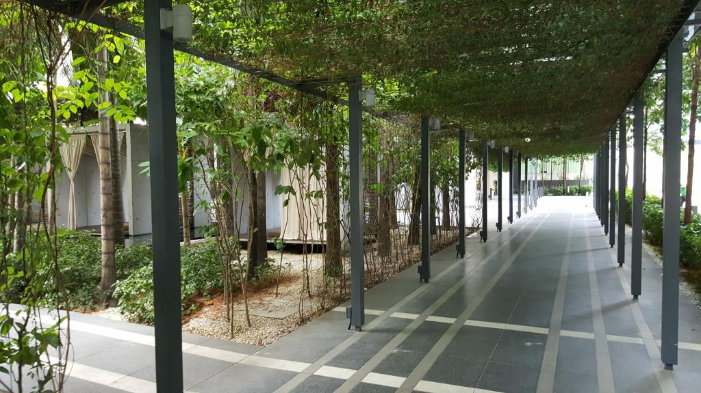 Image result for walkways shades at kl streets