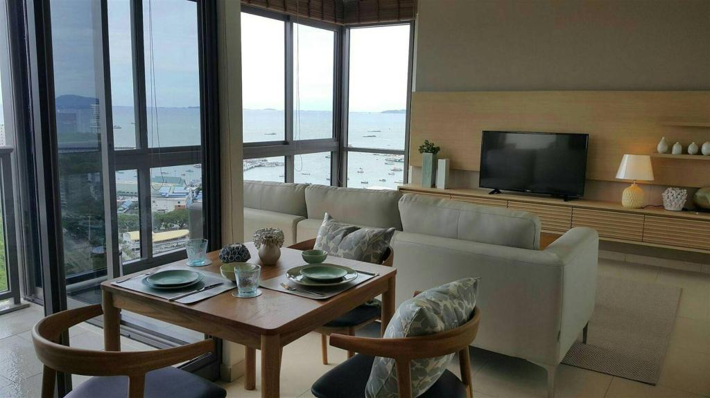 Unixx 2 Bed Room Sea View By Tanatan Holidays 3010