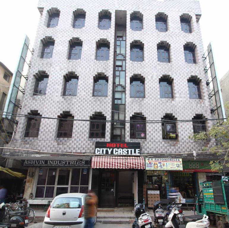 Hotel City Castle Karol Bagh