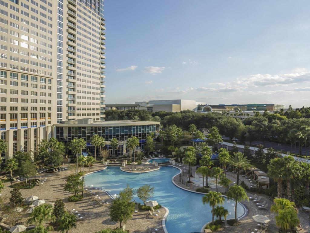 Hyatt Regency Orlando in Orlando (FL) - Room Deals, Photos ... on hard rock hotel universal studios orlando, lazy river hyatt regency orlando, grand hyatt orlando, map of vegas hotels hyatt, disney hotels orlando,