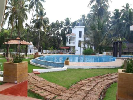 Swimming pool Aqua de Goa