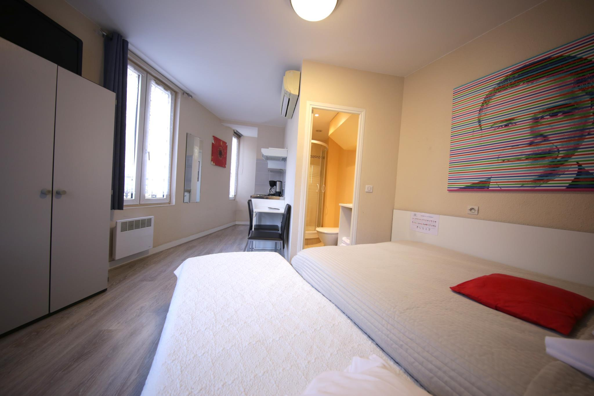 Estudi de luxe - Rue de Paris (2 adults) (Luxury Studio - Rue de Paris (2 Adults))