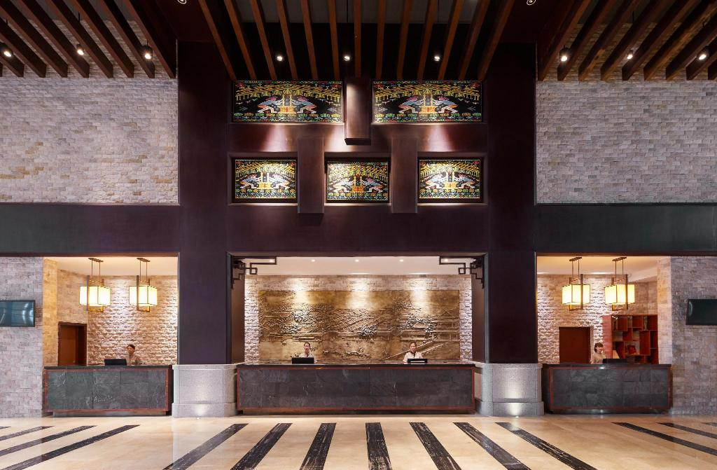 Lobby Four Points by Sheraton Danzhou