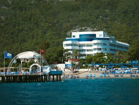 Hotel Catamaran Resort Hotel 5 (Beldibi, Turkey, Kemer): photo and reviews