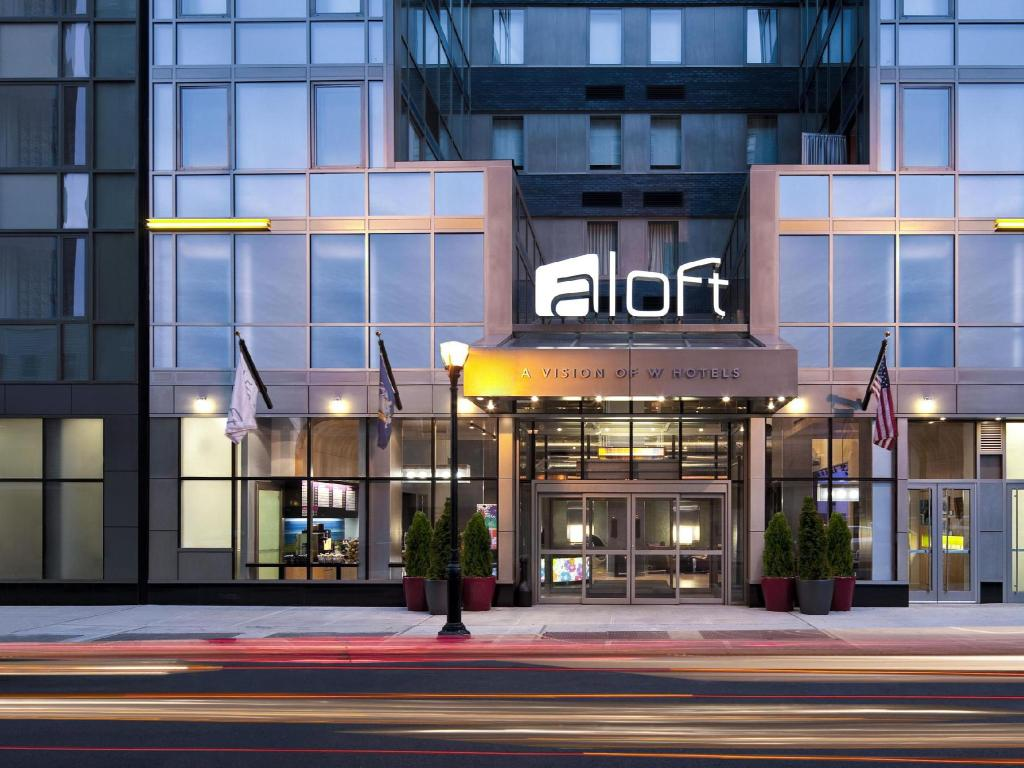 More About Aloft New York Brooklyn