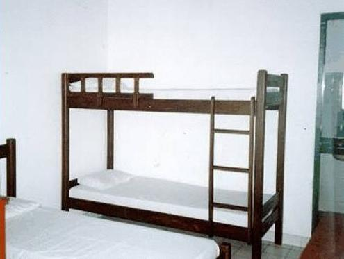 Single Bed in 6 Bed Male Dormitory