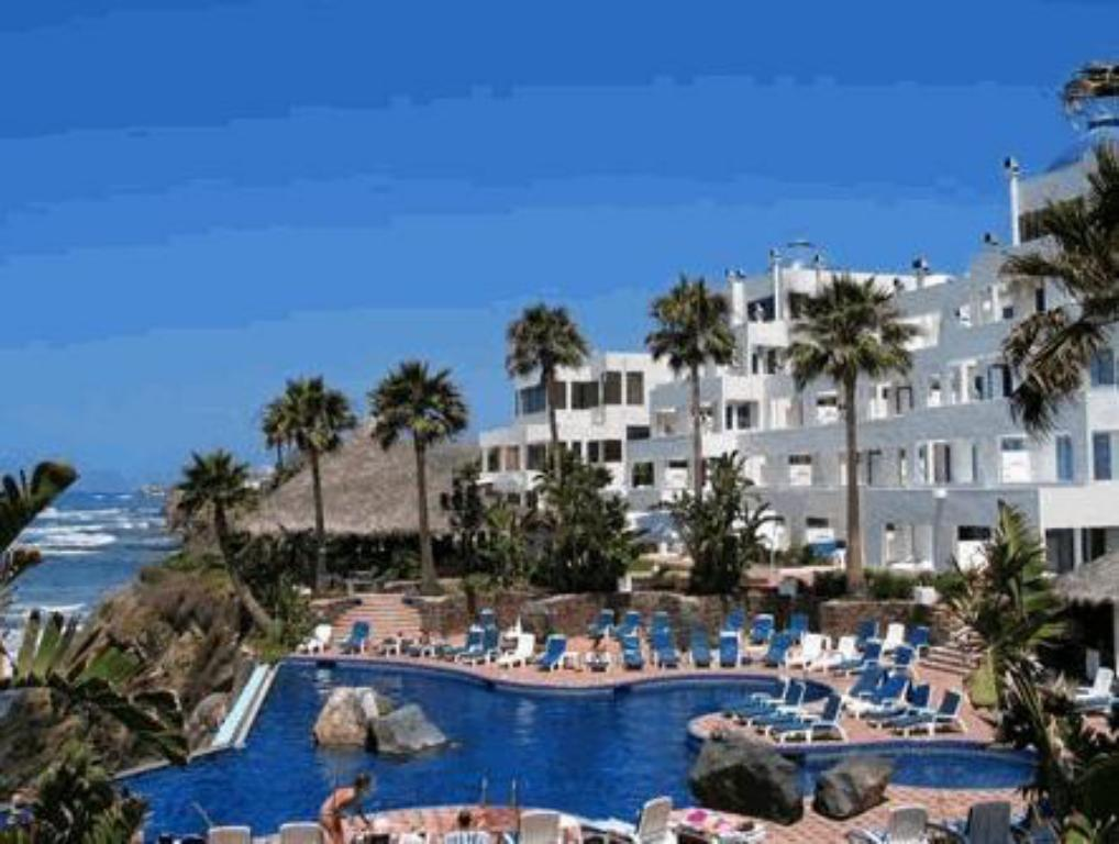 Las Rocas Resort Spa In Rosarito