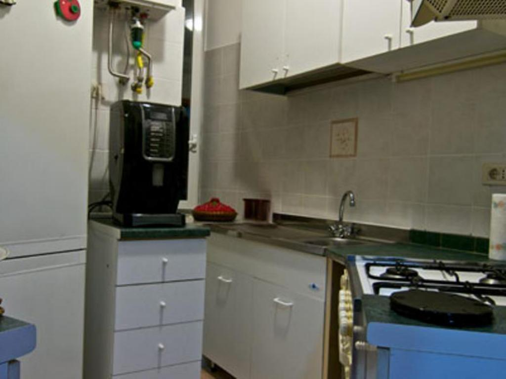 Double - Kitchen Le Stanze Di Nico Guest House