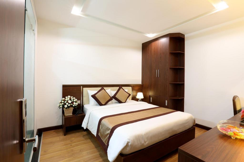 Das Prague Hotel in Ho Chi Minh Stadt buchen