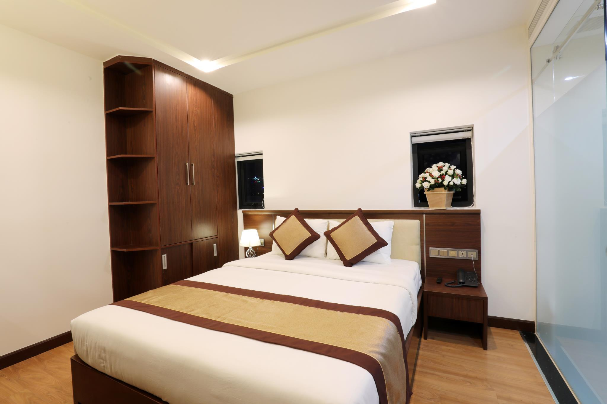 Superior Ranjang Double dengan Jendela (Superior Double Bed with Window)