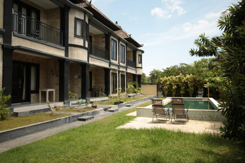 Garden Bali Studio Apartment Unit 3