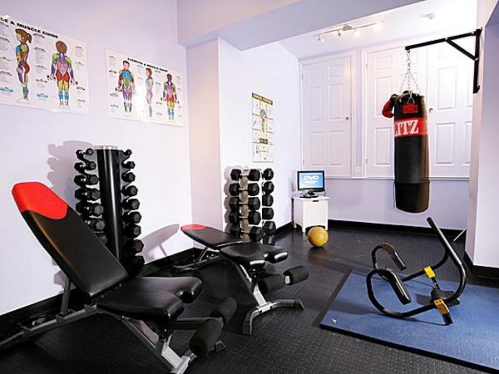 Fitnesscenter Patricks With Rooms Apartments