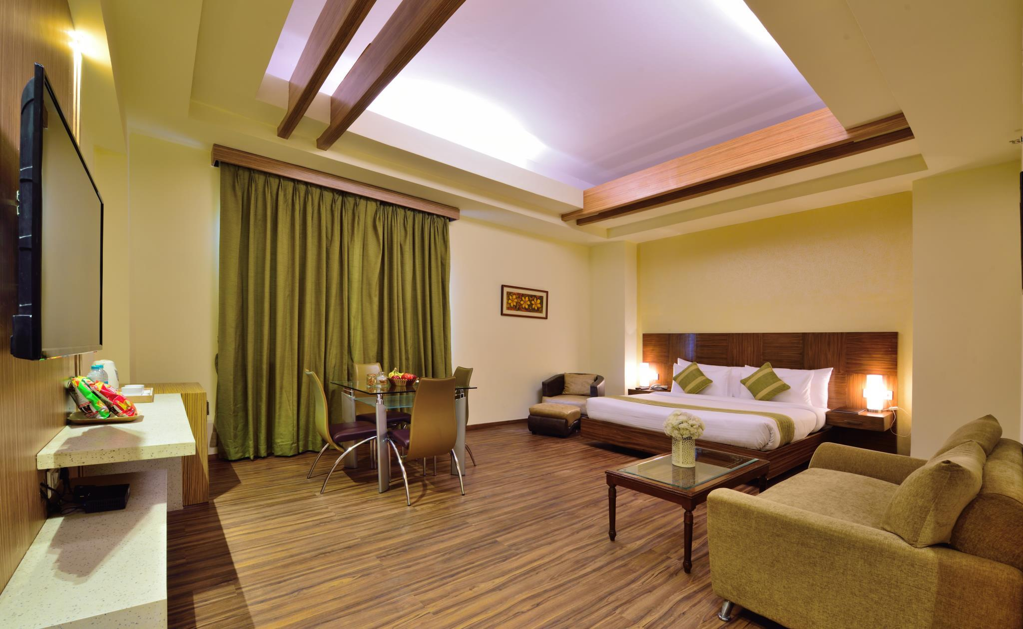 Superior Double Room with Airport Drop